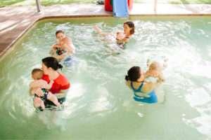 baby swim class brisbane